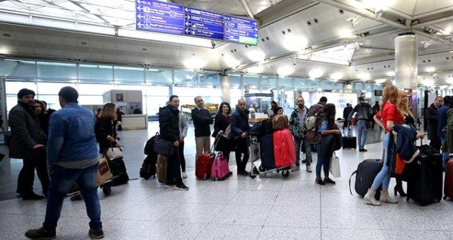 Atatürk Havalimanı'ndan Yılın İlk 3 Ayında 15,2 Milyon Yolcu Geçti