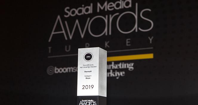 Sosyal Medya performansı en iyi marka seçildi 'Permolit Boya'