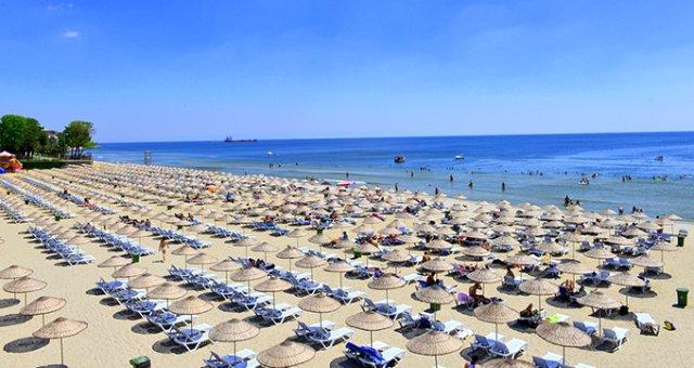 İBB plajlarında sezon 4 Haziran'da açılıyor