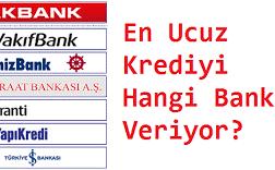 Hangi Banka Rahat Kredi Veriyor?